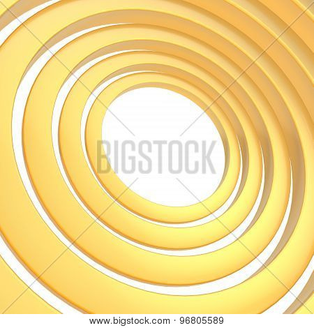 Multiple rings background composition