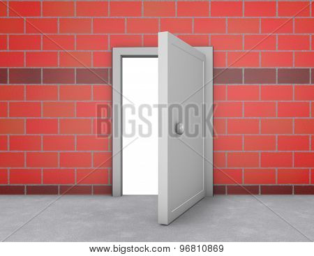 Open Doors, New Possibilities Concept