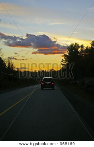 Cottage Drive Home