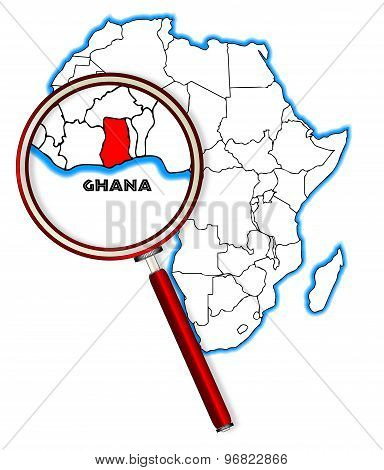 Ghana Under A Magnifying Glass