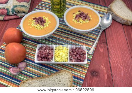 Salmorejo Horizontal Right Down