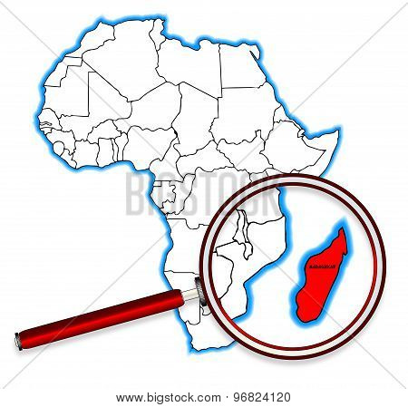 Madagascar Under A Magnifying Glass