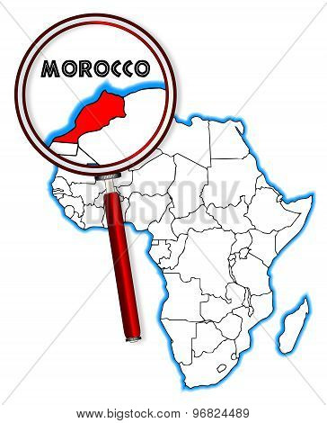 Morocco Under A Magnifying Glass