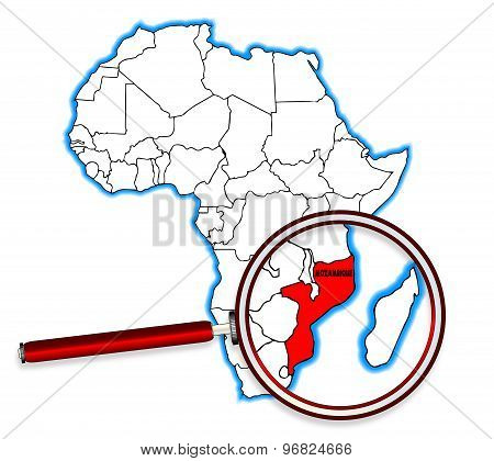 Mozambique Under A Magnifying Glass