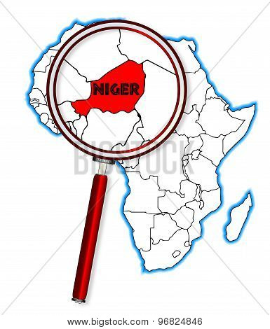 Niger Under A Magnifying Glass