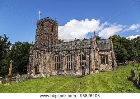 Crowcombe Church
