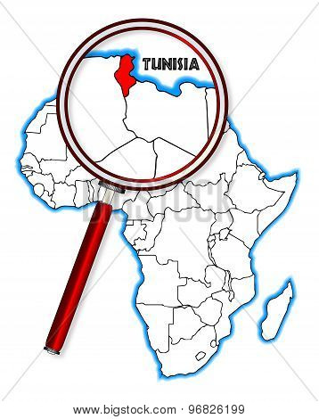 Tunisia Under A Magnifying Glass