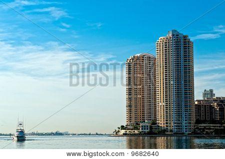 Miami Brickell Key Apartments