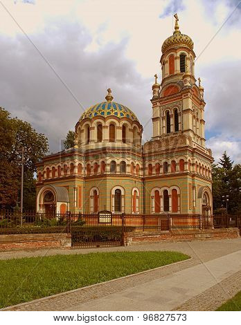 Basilica of Alexander Nevsky Cathedral