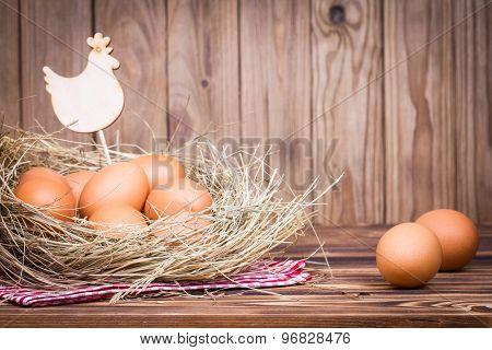 Fresh Chicken Eggs