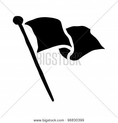Blank Flag