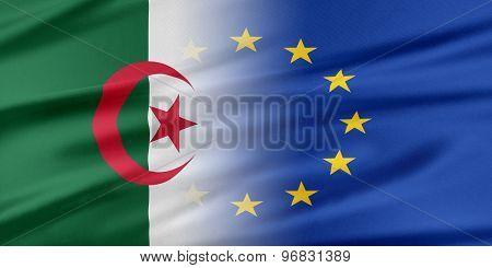 European Union and Algeria.