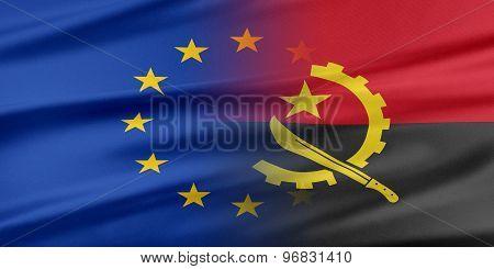 European Union and Angola.