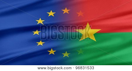 European Union and Burkina Faso.