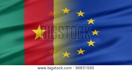 European Union and Cameroon.