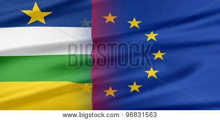 European Union and Central African Republic.