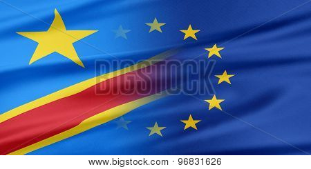 European Union and Democratic Republic of the Congo.