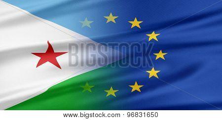 European Union and Djibouti.