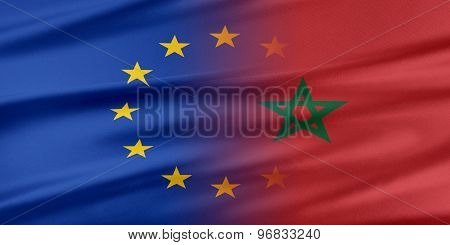 European Union and Morocco.