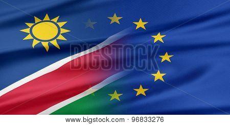 European Union and Namibia.