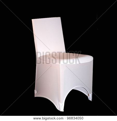 Elastic chair cover
