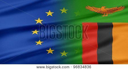 European Union and Zambia.