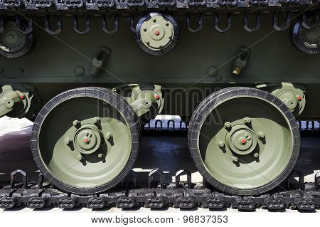 Tank track