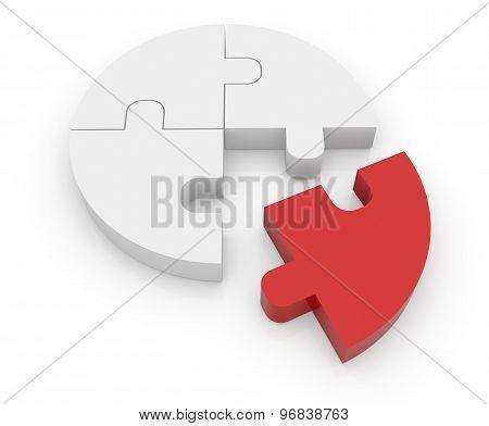 Puzzle Final Piece