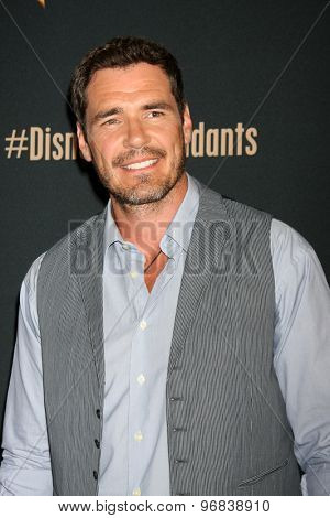 LOS ANGELES - JUL 24:  Dan Payne at the