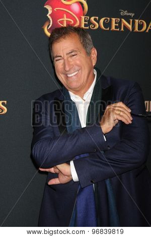 LOS ANGELES - JUL 24:  Kenny Ortega at the