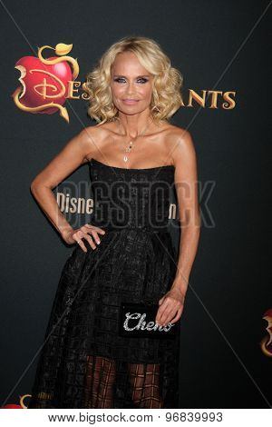 LOS ANGELES - JUL 24:  Kristin Chenoweth at the