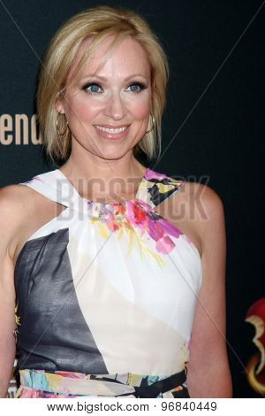 LOS ANGELES - JUL 24:  Leigh-Allyn Baker at the