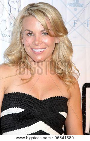 LOS ANGELES - JUL 23:  Danielle Replogle at the