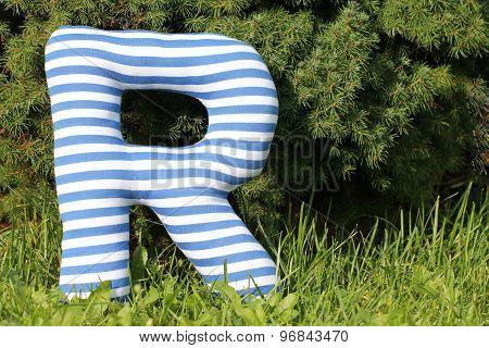 Textile Letter