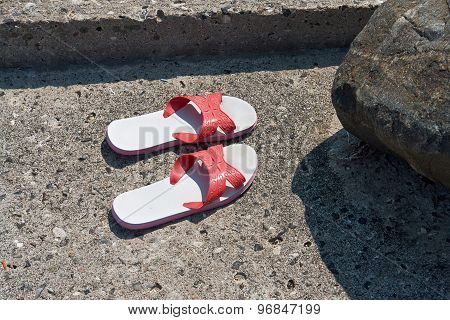 Sandals By The Beach
