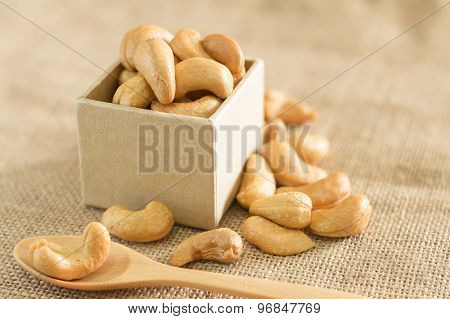 Roasted Cashew Nuts