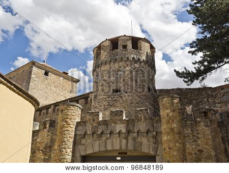 Segovia Fortress Tower