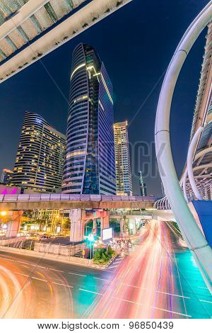 Bangkok City - Business Area