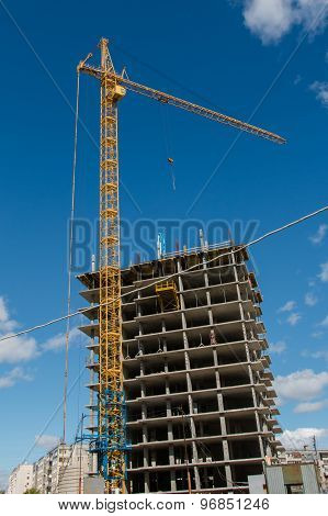 construction of monolithic homes