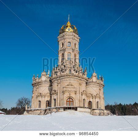 Church in Dubrovitsy