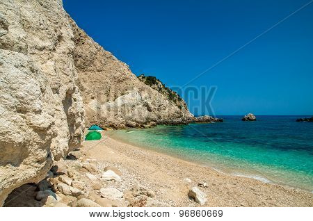 Agia Eleni Beach Kefalonia, Greece