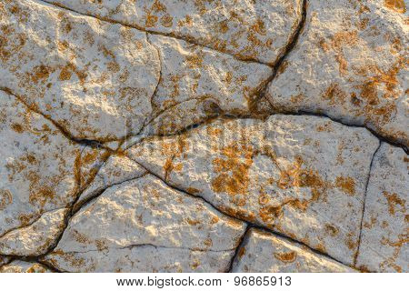 Aged rock texture background