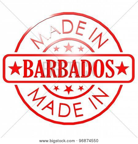 Made In Barbados Red Seal