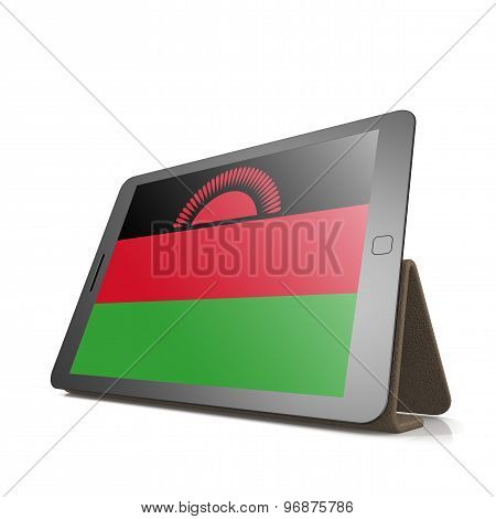 Tablet With Malawi Flag