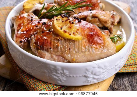 Chicken Baked