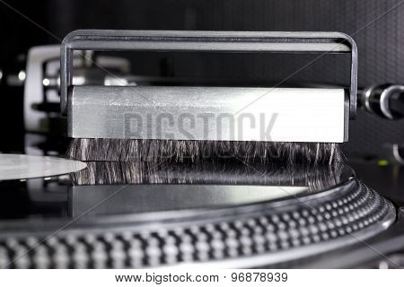 Cleaning  Vinyl Record