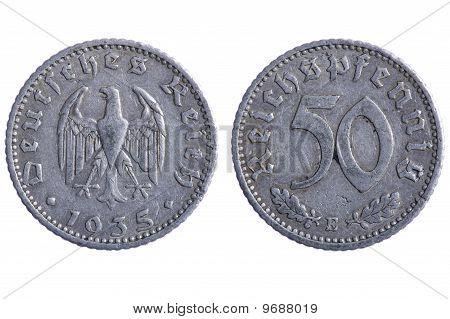 Deutches Reich Coins