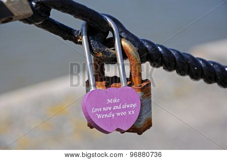 Pink Lovelock, Liverpool.