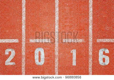 Running Track 2016
