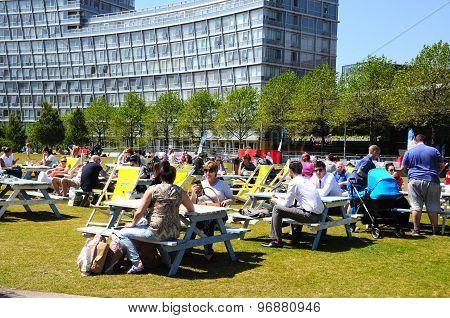 Chavasse Park, Liverpool.